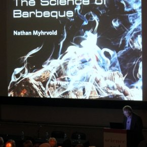 Nathan Myhrvold and The Science ofBarbeque