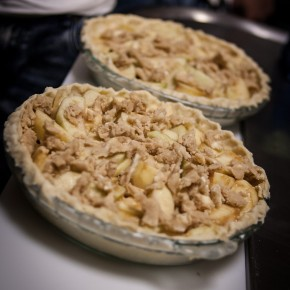 Apple Pie with VodkaCrust
