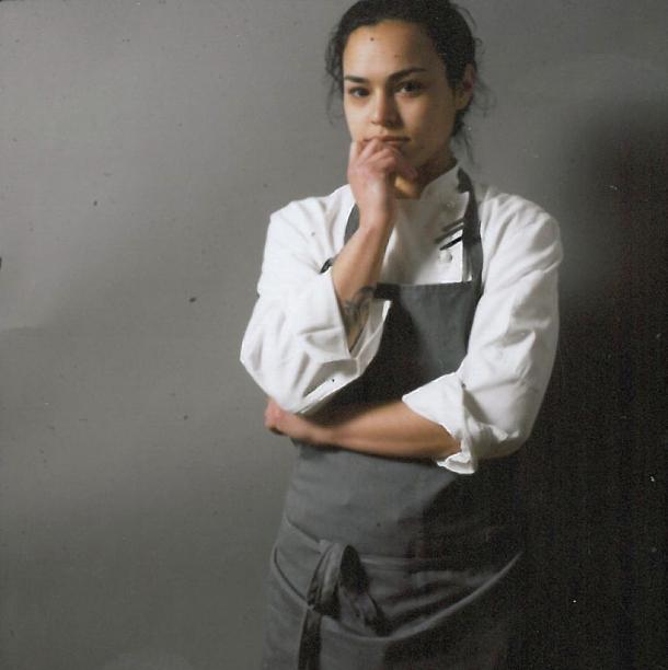 Veronica Trevizo courtesy of Port Magazine