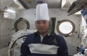 Science of Sushi & Sushi in Space