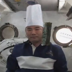 Science of Sushi & Sushi inSpace