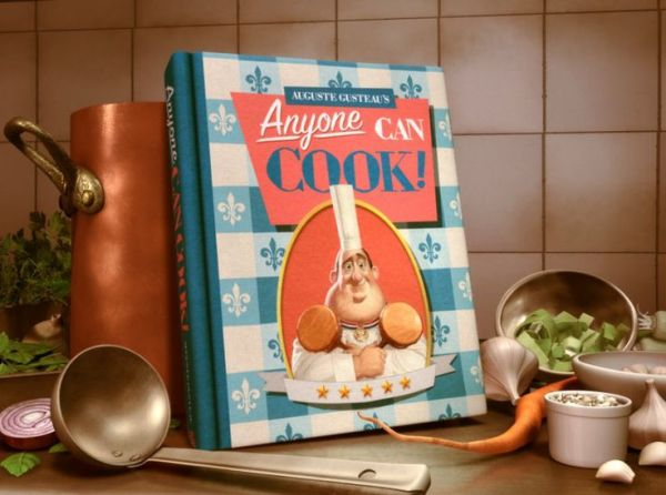 If anyone can cook, then anyone can do science! (Photo credit: Pixar)