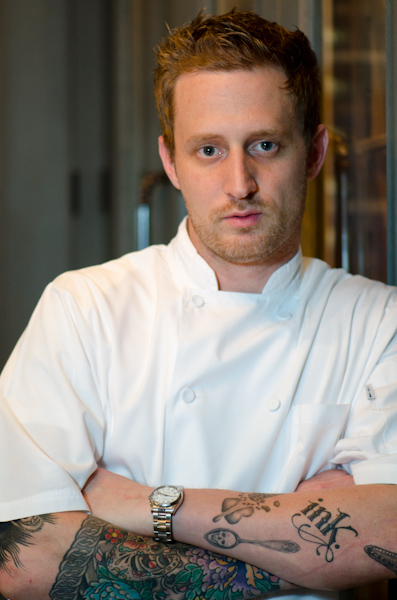 Chef Michael Voltaggio of Ink. – Los Angeles, CA