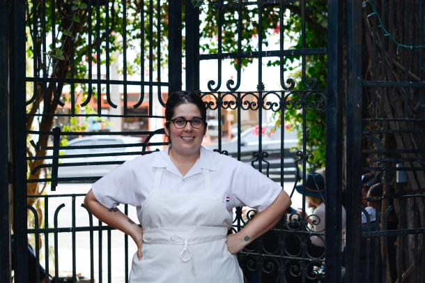 Pastry Chef Nicole Rucker of Gjelina Take Away- Los Angeles, CA