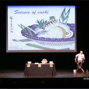 The Science of Sushi