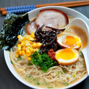Ramen and the Perfect Egg