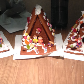 Engineering the Perfect GingerbreadHouse