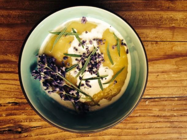Lavender Cream