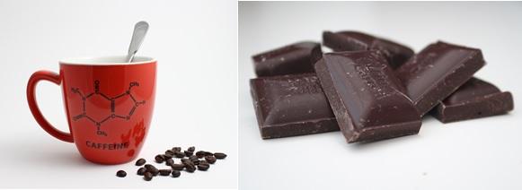 Caffeine vs  Chocolate: A Mighty Methyl Group