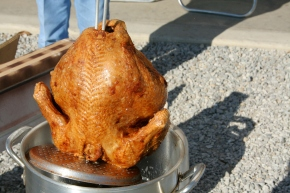 Deep-fried Turkey: Delicious or Dangerous?