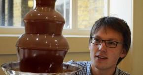 Chocolate Fountain Physics & Jell-OComposition