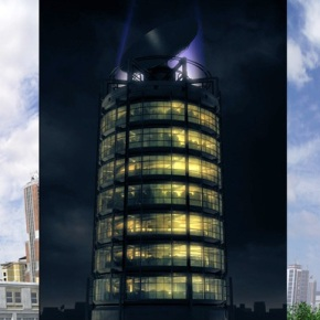 Vertical Farming on the HighRise