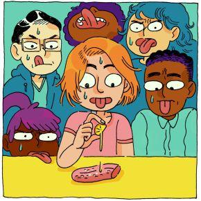 Fake Tongues & TransFat