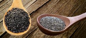 Basil Seeds: Chia Seed'sDoppelganger?