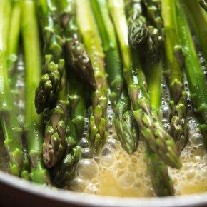 Asparagus Season and BananaProblems
